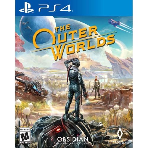 The Outer Worlds PlayStation 4 Б/У купить в новосибирске