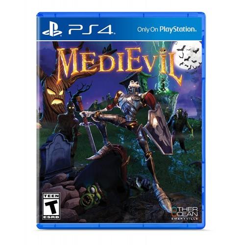MediEvil PS4 Новый купить в новосибирске