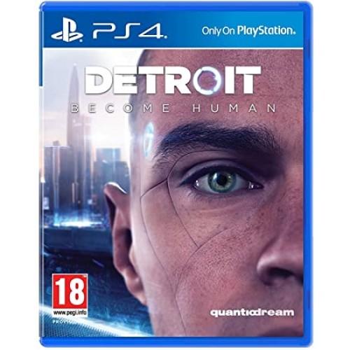 Detroit: Become Human PlayStation 4 Б/У купить в новосибирске