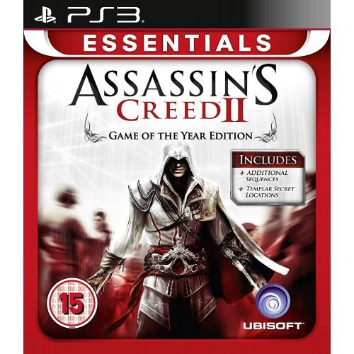 Assassin's Creed II PlayStation 3 Б/У купить в новосибирске
