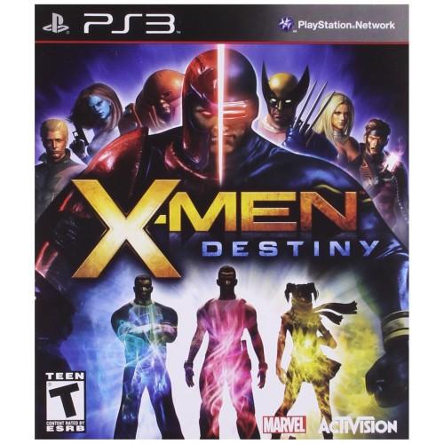 X-Men Destiny PlayStation 3 Б/У купить в новосибирске