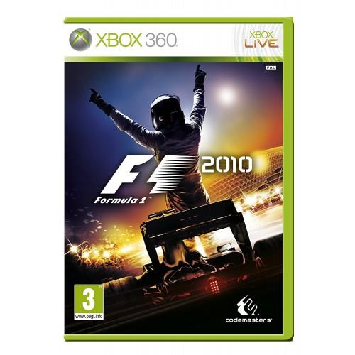 F1 2010 Xbox 360 Б/У купить в новосибирске