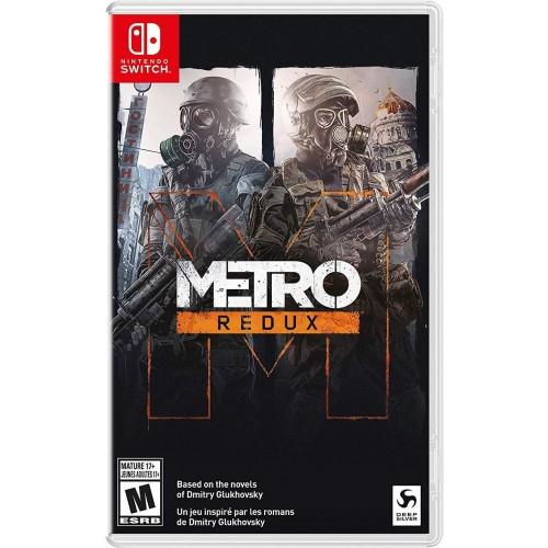Метро 2033: Возвращение Nintendo Switch Новый купить в новосибирске