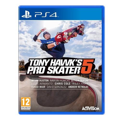 Tony Hawk's Pro Skater 5 PlayStation 4 Б/У купить в новосибирске