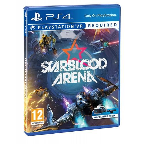 StarBlood Arena PlayStation 4 Б/У купить в новосибирске