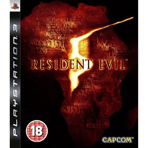 Resident Evil 5 PlayStation 3 Б/У купить в новосибирске