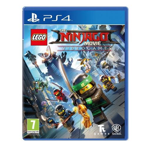 Lego The Ninjago Videogame PlayStation 4 Новый купить в новосибирске