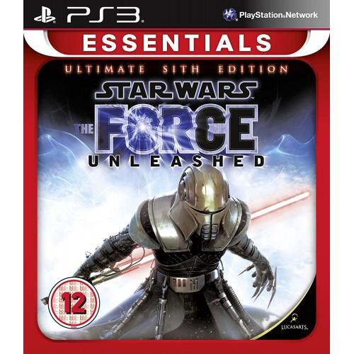 Stars Wars: The Force Unleashed: Ultimate Sith Edition PS 3 Б/У купить в новосибирске