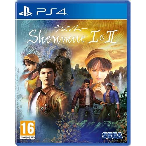 Shenmue I & II PlayStation 4 Новый купить в новосибирске