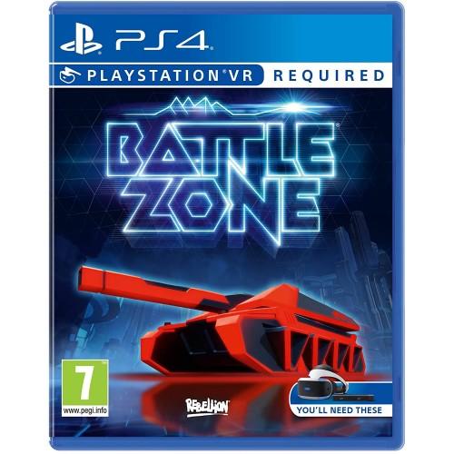 Battlezone PlayStation 4 Б/У купить в новосибирске