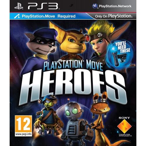 PlayStation Move Герои PS 3 Б/У купить в новосибирске