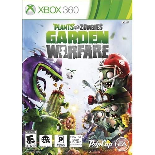 Plants vs Zombies: Garden Warfare Xbox 360 купить в новосибирске