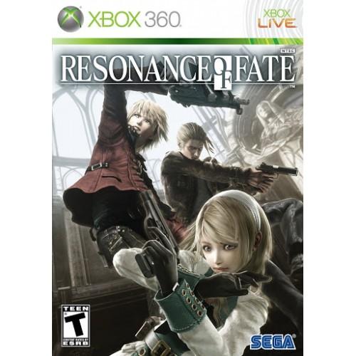 Resonance Of Fate Xbox 360 Б/У купить в новосибирске