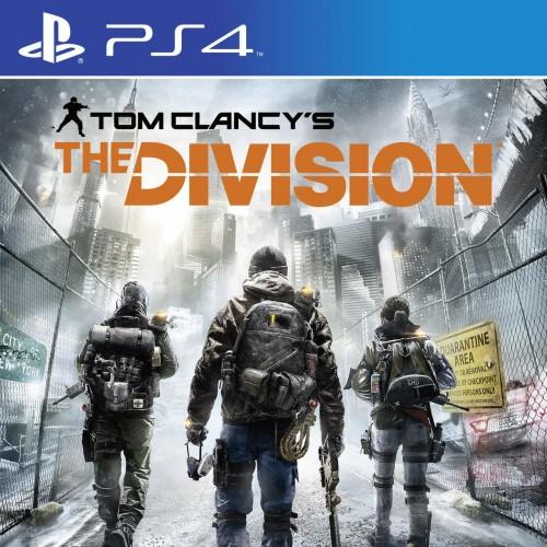 Tom Clancy's The Division купить в новосибирске