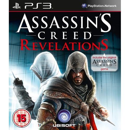 Assassin's Creed Revelations PlayStation 3 Б/У купить в новосибирске