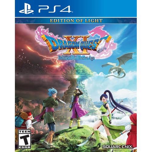 Dragon Quest XI PS4 Новый купить в новосибирске