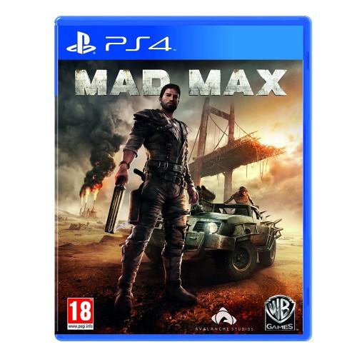 Mad Max PlayStation 4 Новый купить в новосибирске