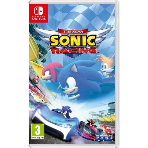 Team Sonic Racing Nintendo Switch Новый купить в новосибирске