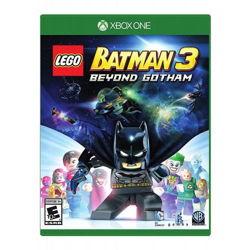 LEGO Batman Beyond Gotham Xbox One Новый купить в новосибирске