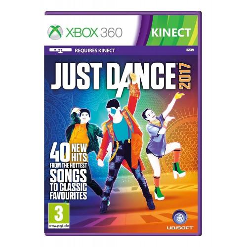 Just Dance 2017 Xbox 360 купить в новосибирске