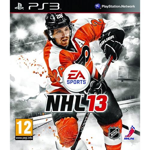 NHL 13 PlayStation 3 Б/У купить в новосибирске