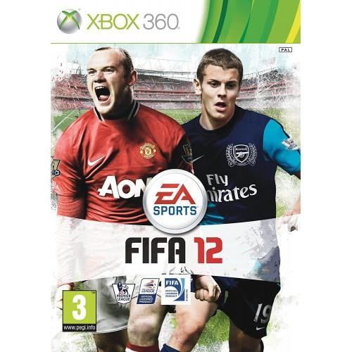 Fifa 12 Xbox 360 Б/У купить в новосибирске