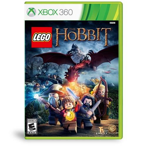 Lego Хоббит Xbox 360 Б/У купить в новосибирске