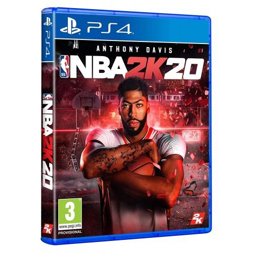 NBA 2K20 PS4 Б/У купить в новосибирске