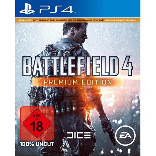 Battlefield 4 Premium Edition PlayStation 4 Б/У купить в новосибирске
