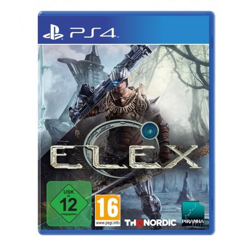 Elex PlayStation 4 Б/У купить в новосибирске
