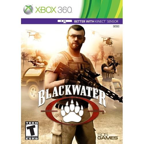 BlackWater Xbox 360 Б/У купить в новосибирске