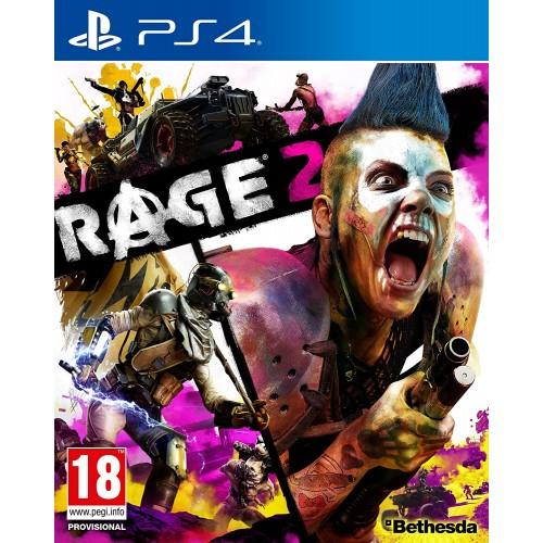 Rage 2 PlayStation 4 Новый купить в новосибирске