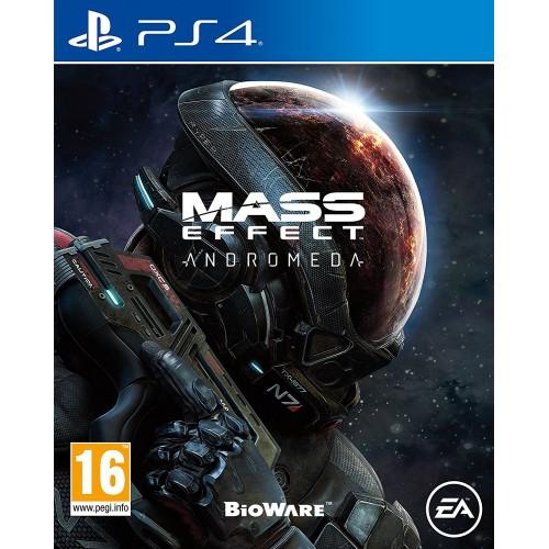 Mass Effect Andromeda PlayStation 4 Новый купить в новосибирске