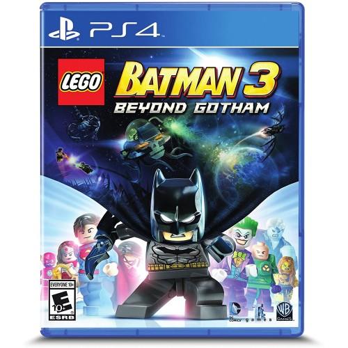 LEGO Batman 3 Покидая Готэм PlayStation 4 Новый купить в новосибирске