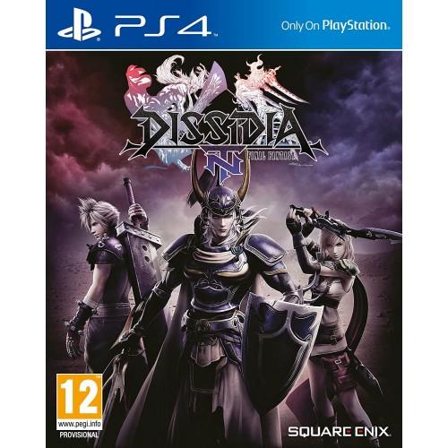 Dissidia Final Fantasy PS4 Новая купить в новосибирске