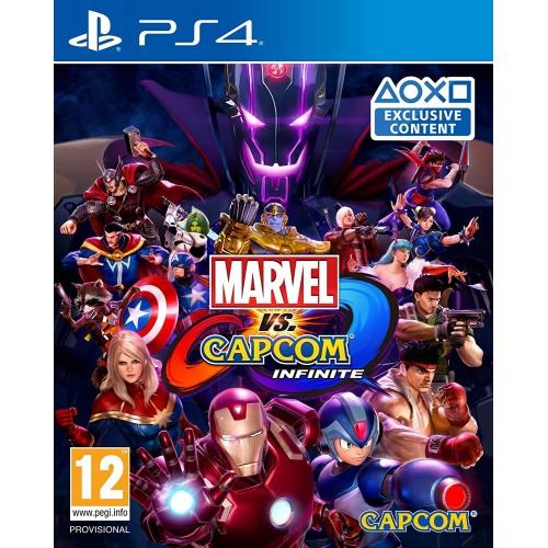 Marvel VS. Capcom: Infinite Новый PS4 купить в новосибирске