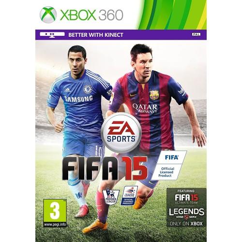 Fifa 15 Xbox 360 Б/У купить в новосибирске