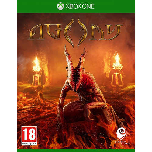 Agony Xbox One (Б/У) купить в новосибирске