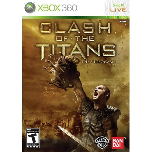 Clash Of The Titans Xbox 360 Б/У купить в новосибирске