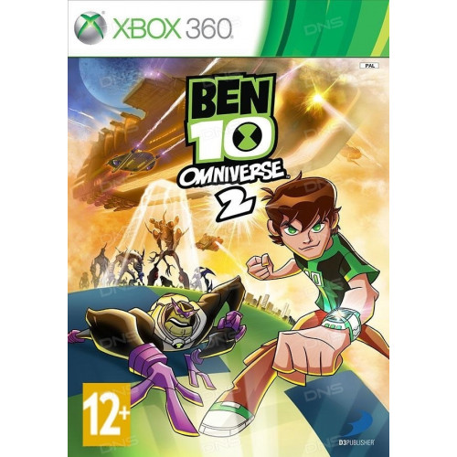 Ben 10 Omniverse 2 Xbox 360 купить в новосибирске