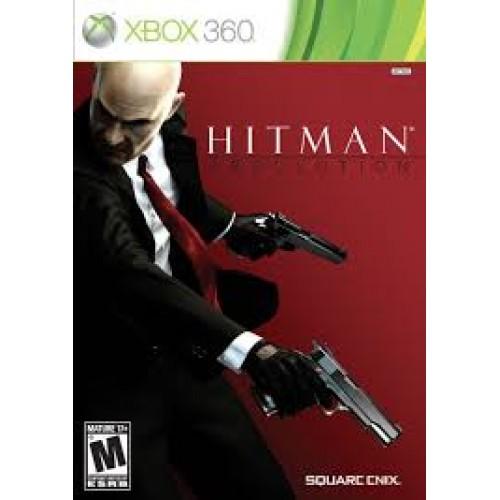 Hitman Absolution Xbox 360 Б/У купить в новосибирске