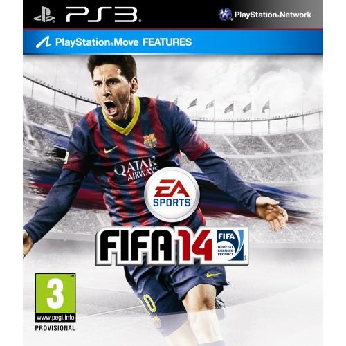 FIFA 14 PlayStation 3 Б/У купить в новосибирске