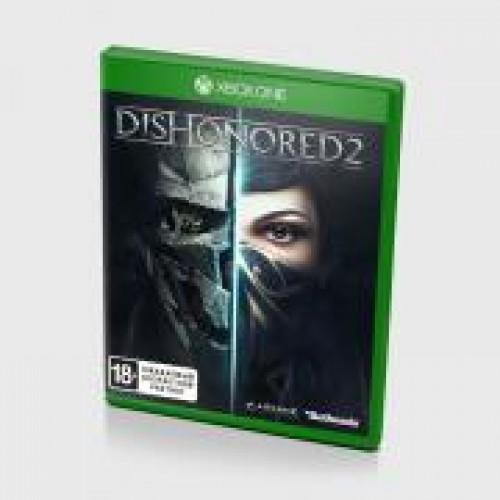 Dishonored 2 Б/У купить в новосибирске
