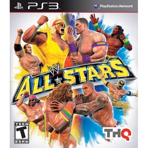 WWE All Stars PlayStation 3 Б/У купить в новосибирске