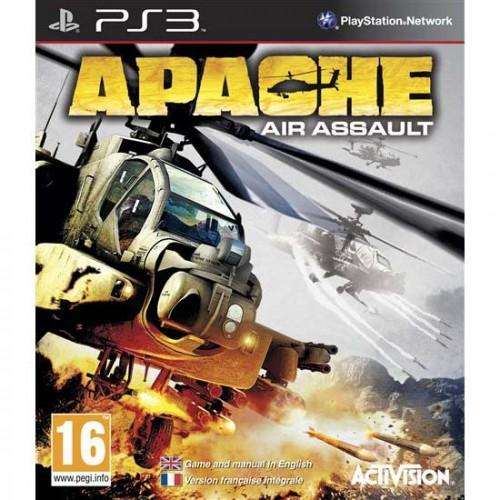 Apache: Air Assault [Playstation 3] купить в новосибирске