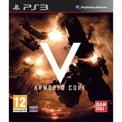 Armored Core V [Playstation 3] купить в новосибирске