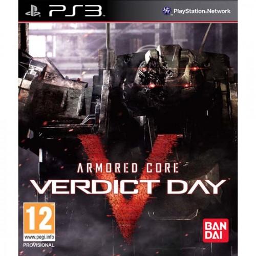 Armored Core: Verdict Day Playstation 3 Б/У купить в новосибирске