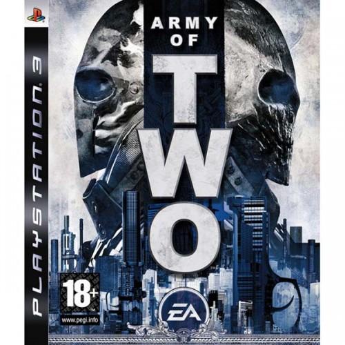 Army of Two [Playstation 3] купить в новосибирске