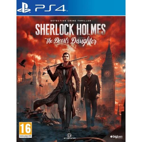 Sherlock Holmes: The Devil's Daughter купить в новосибирске