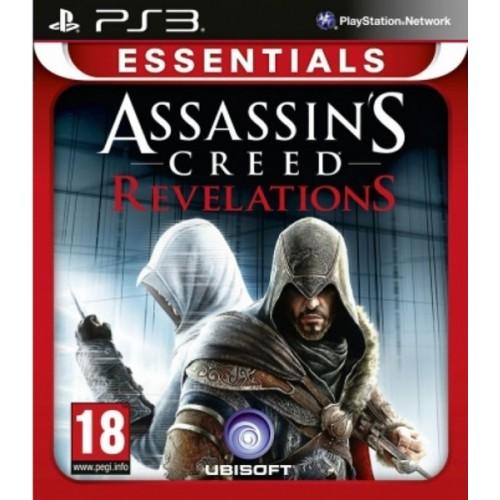 Assassins creed: Откровения PlayStation 3 Б/У купить в новосибирске